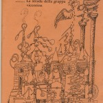 Grappaioli e itinerari di terra vicentina - Copertina